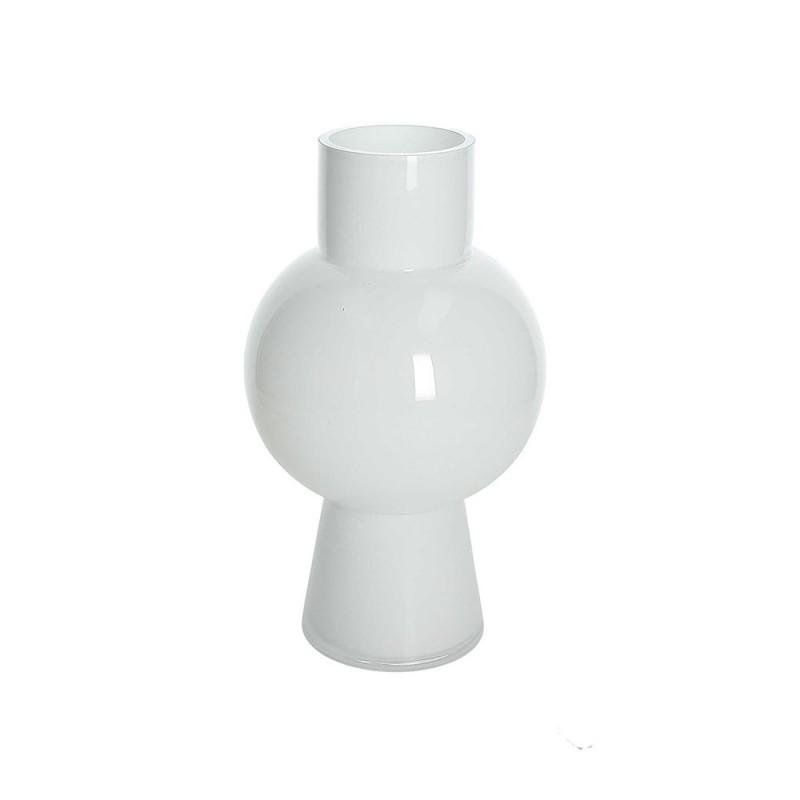 Tognana vaso Kali bianco H31cm