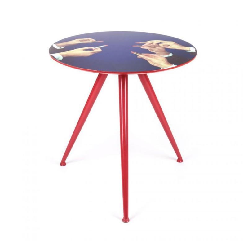 Seletti tavolino Lipsticks...