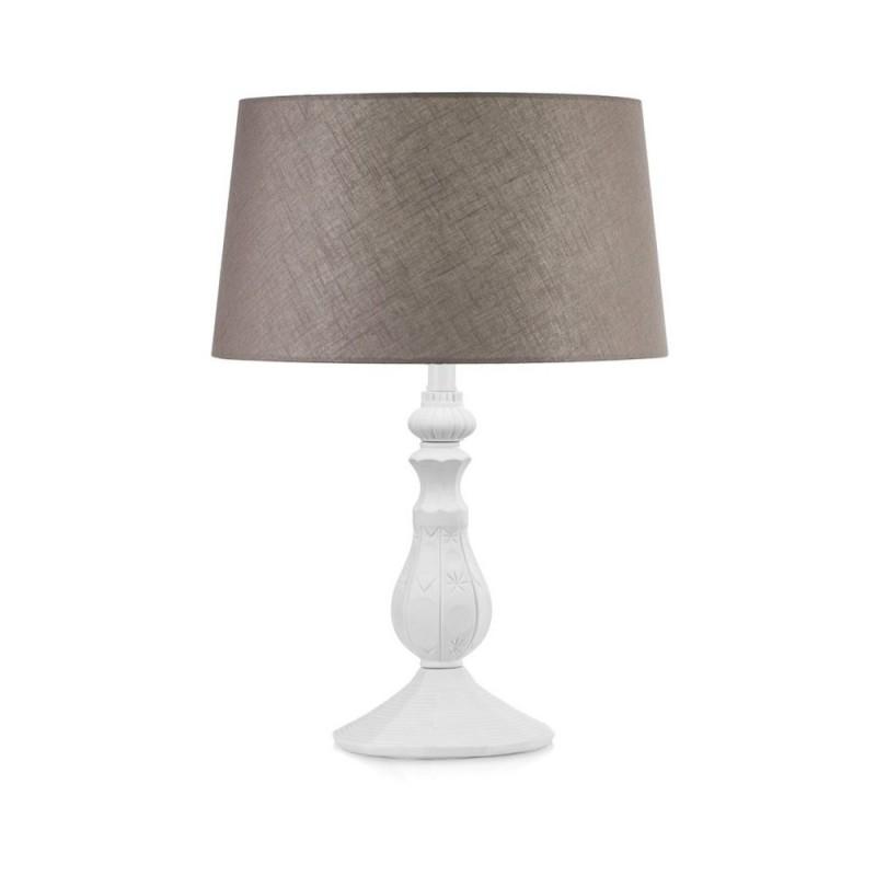 Candida Celiento - Emò Italia, lampada in porcellana bisquit bianca h 43cm