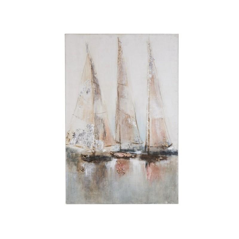 L'Oca Nera quadro con vele...