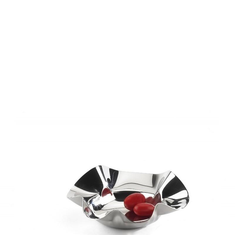 Candida Celiento - Elleffe Design, coppetta in acciaio inox Ø 22cm