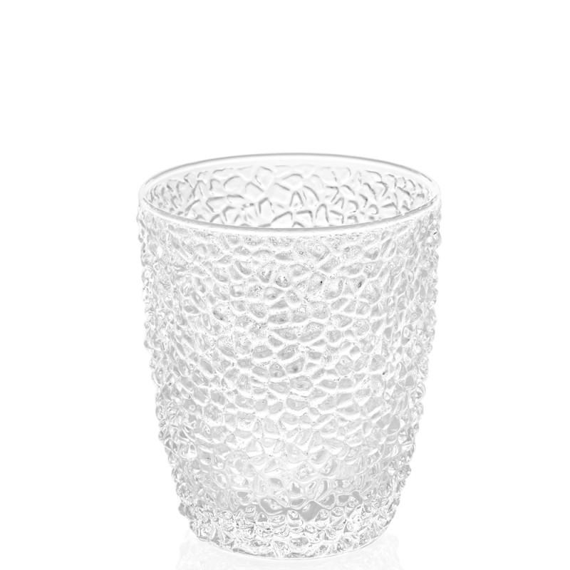 Candida Celiento - IVV, set 6 bicchieri acqua Special trasparente