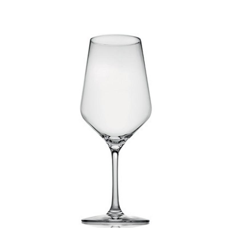 IVV - Set 2 calici vino bianco Tasting Hour trasparenti