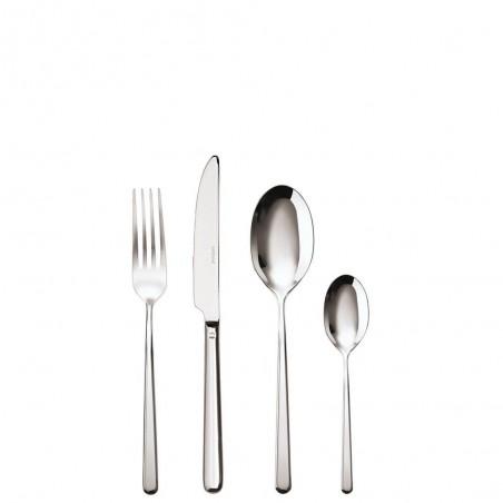 Sambonet - Set Posate Linear 24 pezzi - 52513-81