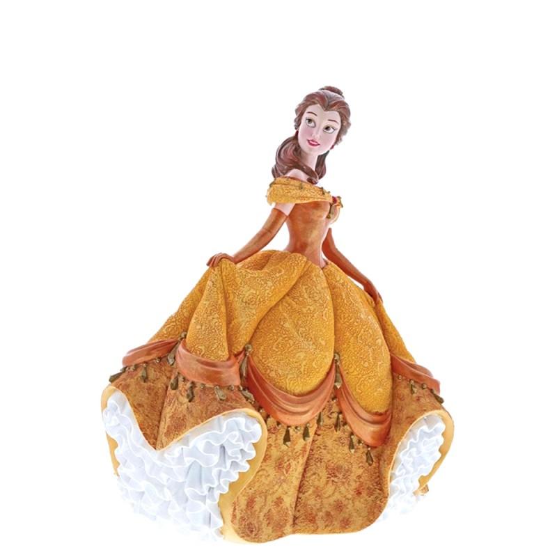 Disney - Statuina Belle La bella e la bestia Showcase Collection