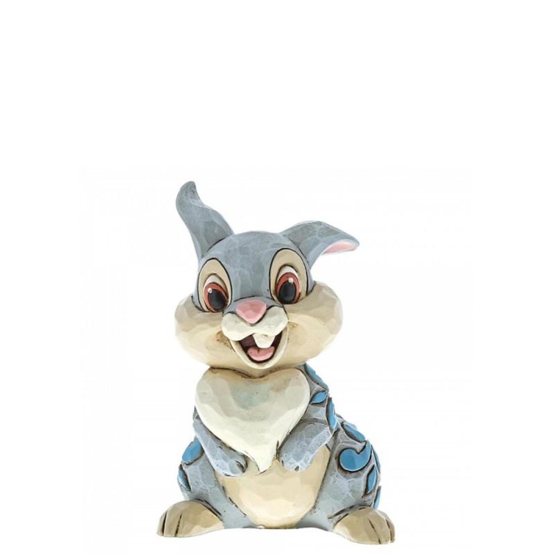Disney - Statuina Bambi coniglietto Tamburino Disney Traditions