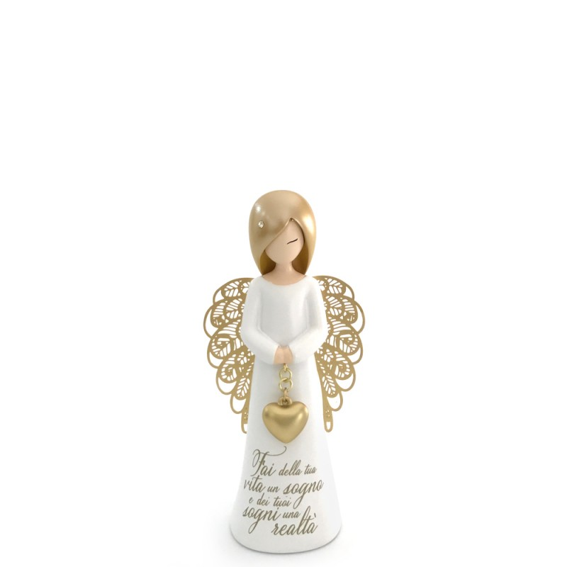 Candida Celiento - You are an Angel - Angelo TUTTO DIVENTA POSSIBILE piccolo - ASF007I - foto-1