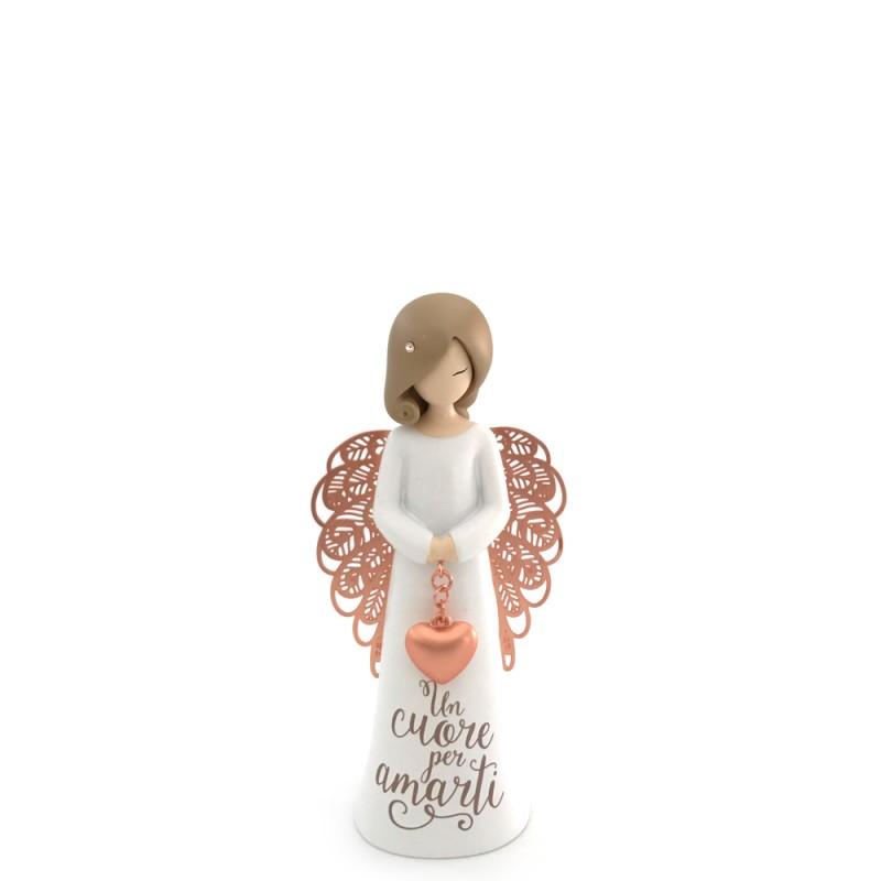 Candida Celiento - You are an Angel - Angelo UN CUORE PER AMARTI piccolo - ASF003I - foto-1