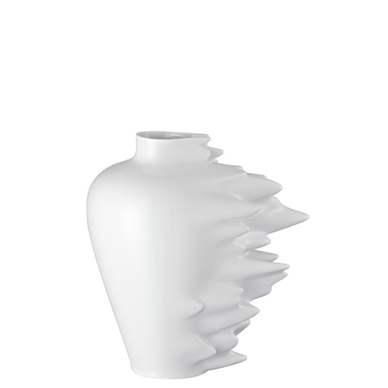 Rosenthal Vaso Fast Weis   30cm 26030-14271-800001 Candida Celiento-1