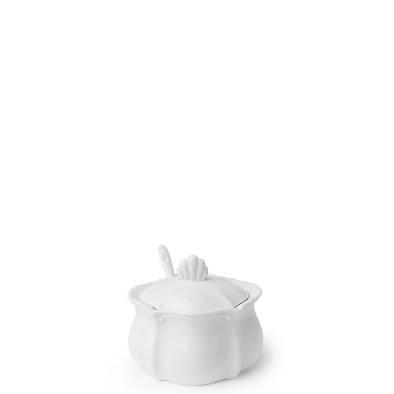 Hervit zuccheriera porcellana 26395 12cm Candida Celiento-Foto1