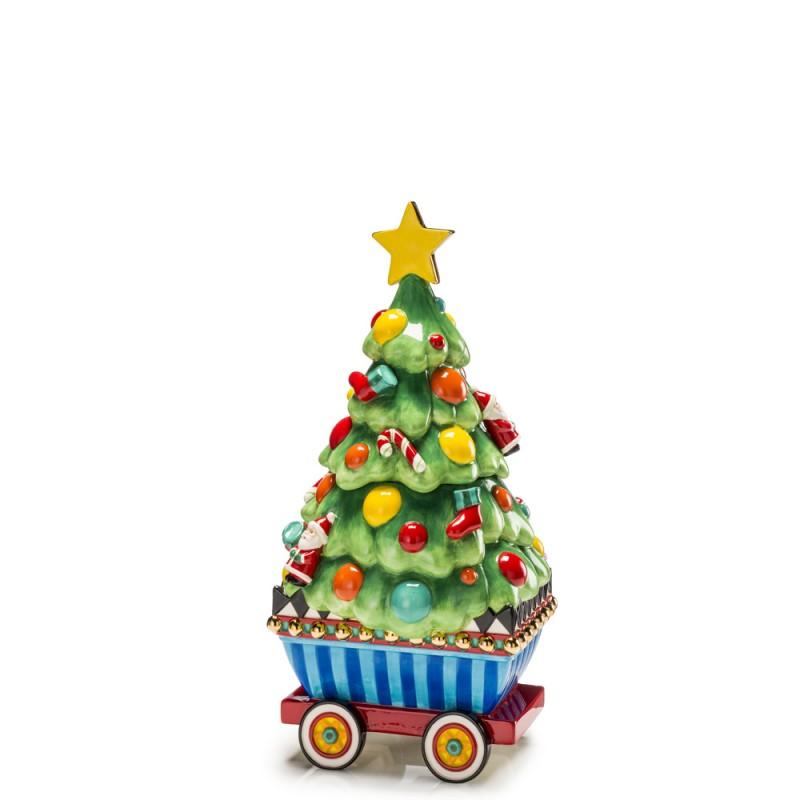 Noel - Scatola con albero di Natale - 1018014 - Candida Celiento - foto1
