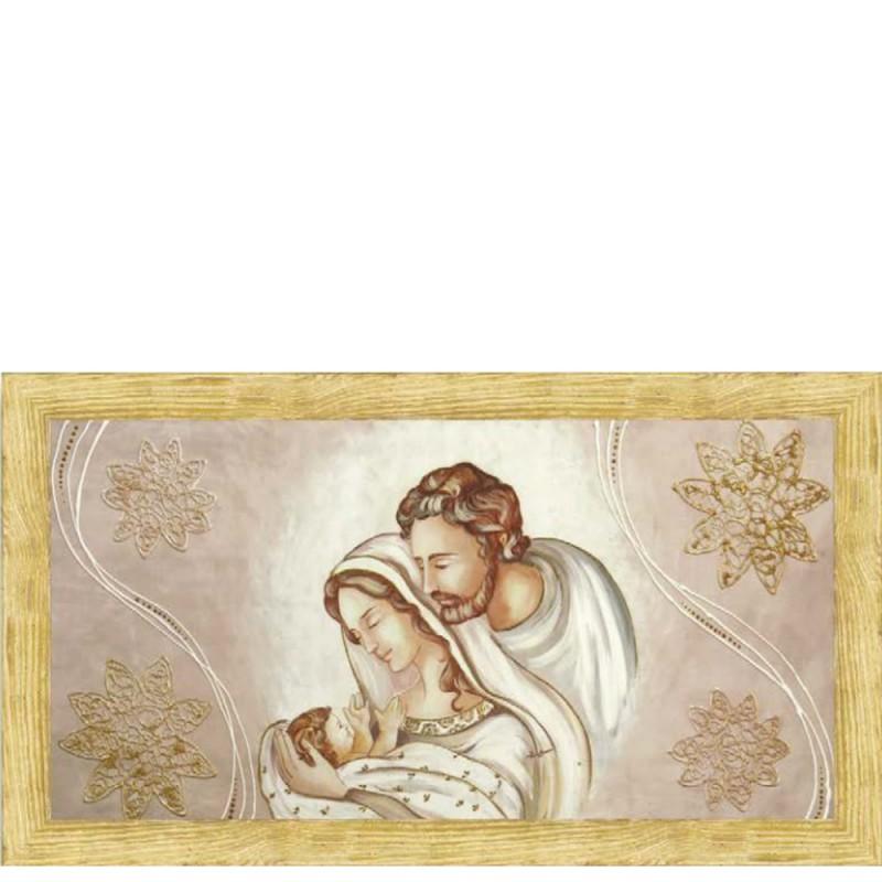 Artemania - Quadro Sacra Famiglia oro - AMD43-O - Candida Celiento - foto1