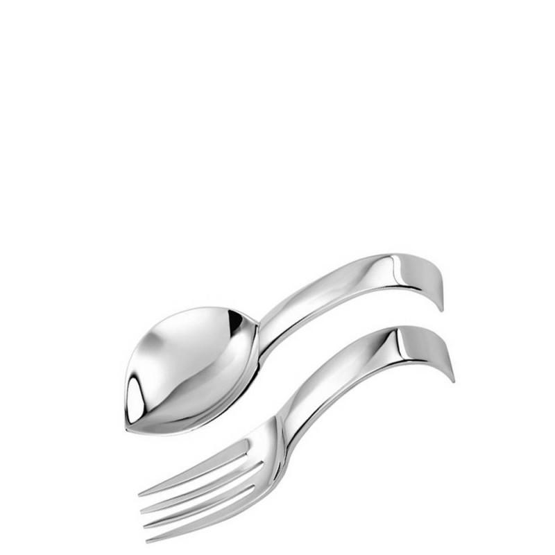 Sambonet cucchiaio e forchetta Living - 52550C90