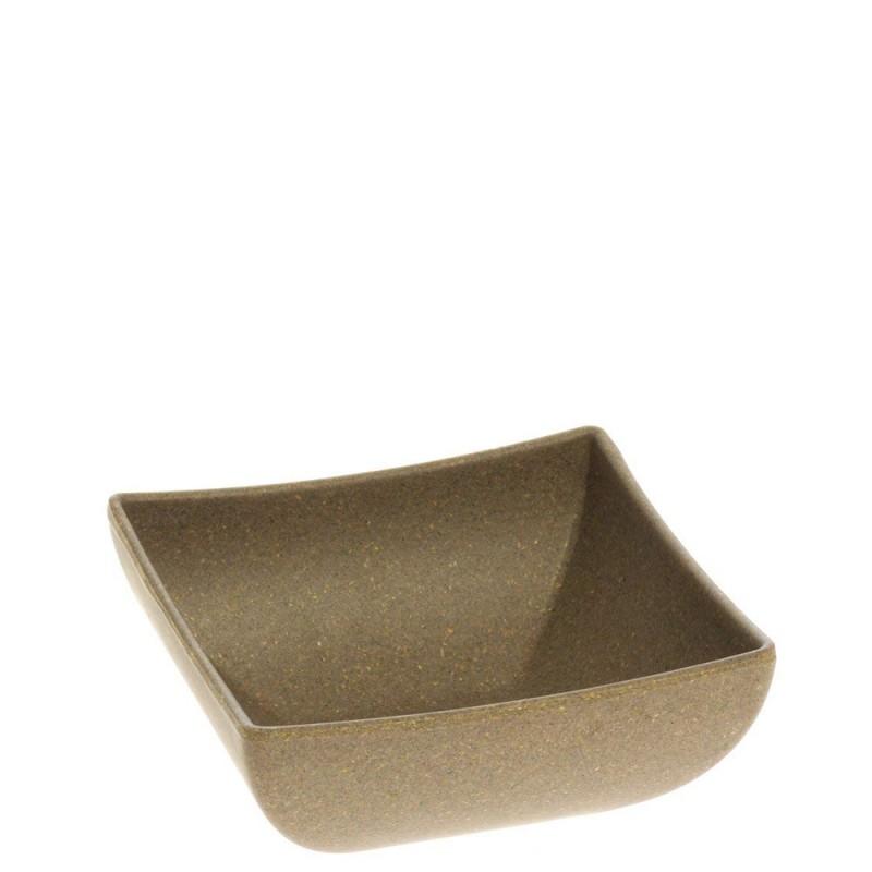 Sambonet ciotola quadra Linea Q Bamboo - 56527D12
