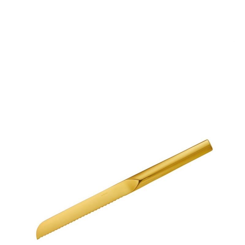 Sambonet coltello per panettone oro Living - 52750G34