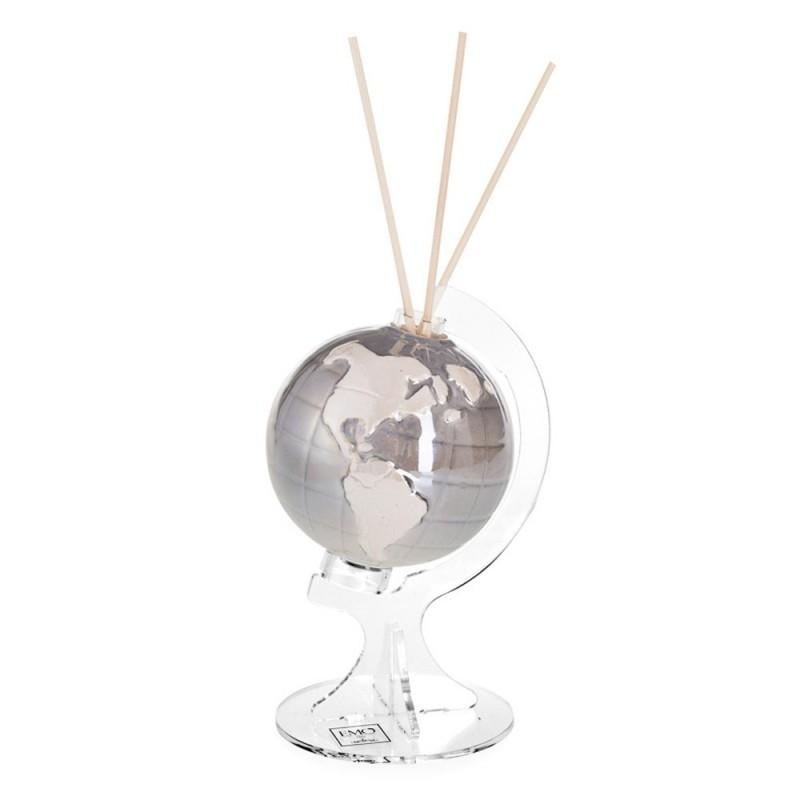 Candida Celiento - Emò Italia, profumatore ambiente Le Globe CONTINENTAL grigio grande - Foto 1
