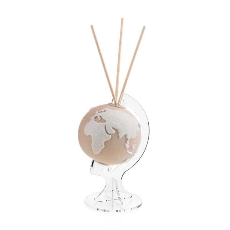 andida Celiento - Emò Italia, profumatore ambiente Le Globe BISQUIT avana medio