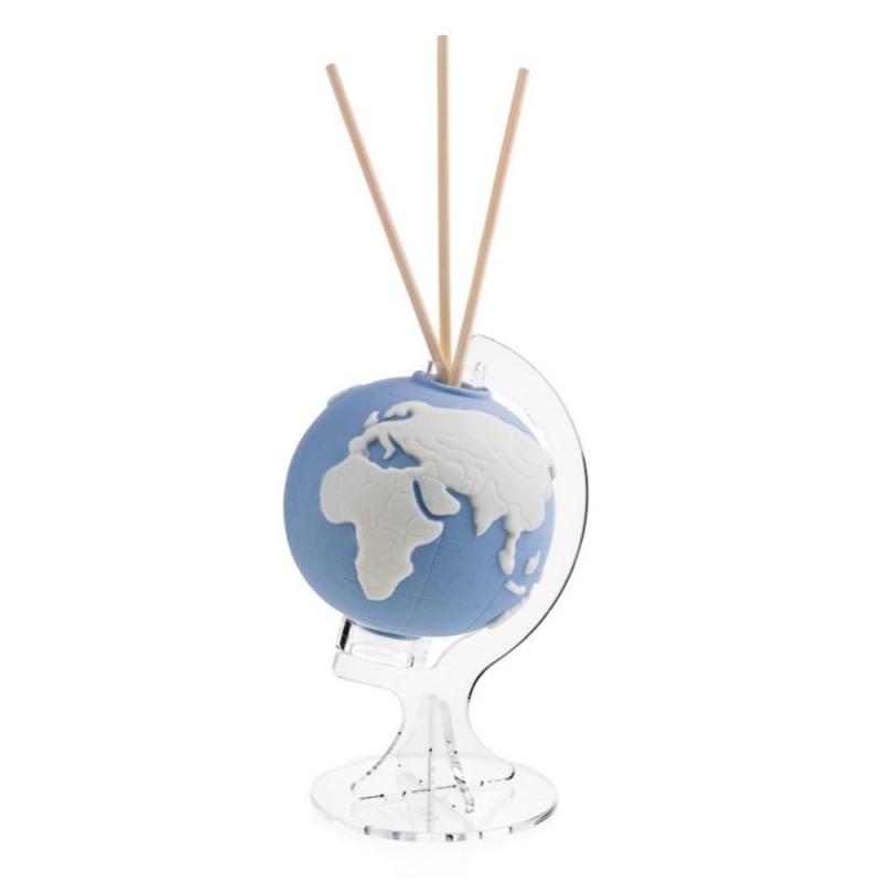 Candida Celiento - Emò Italia, profumatore ambiente Le Globe BISQUIT blu grande - Foto 1