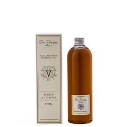 Dr Vranjes ricarica fragranza Arancio e Uva Rossa 500ml -