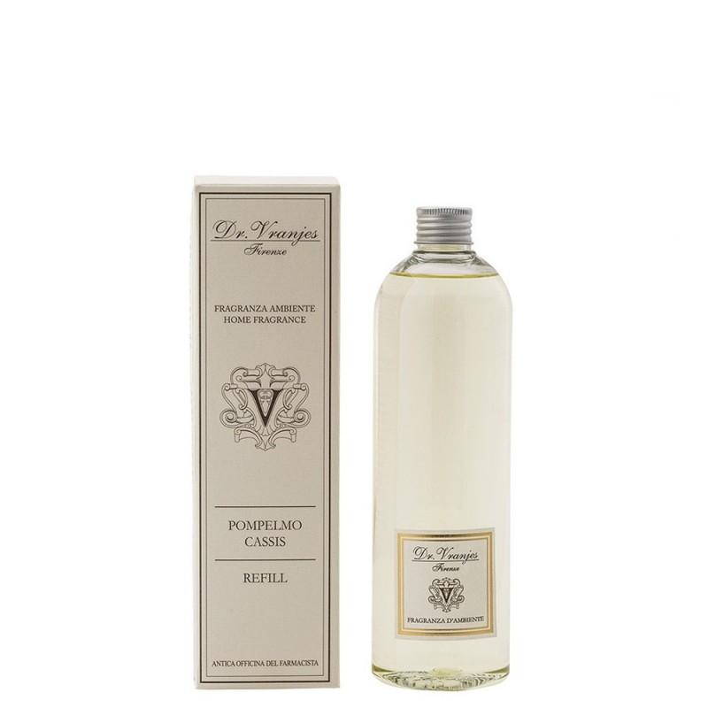 Dr Vranjes ricarica fragranza Pompelmo Cassis 500ml - DVRJ-R-POMPELMO-CASSIS-500