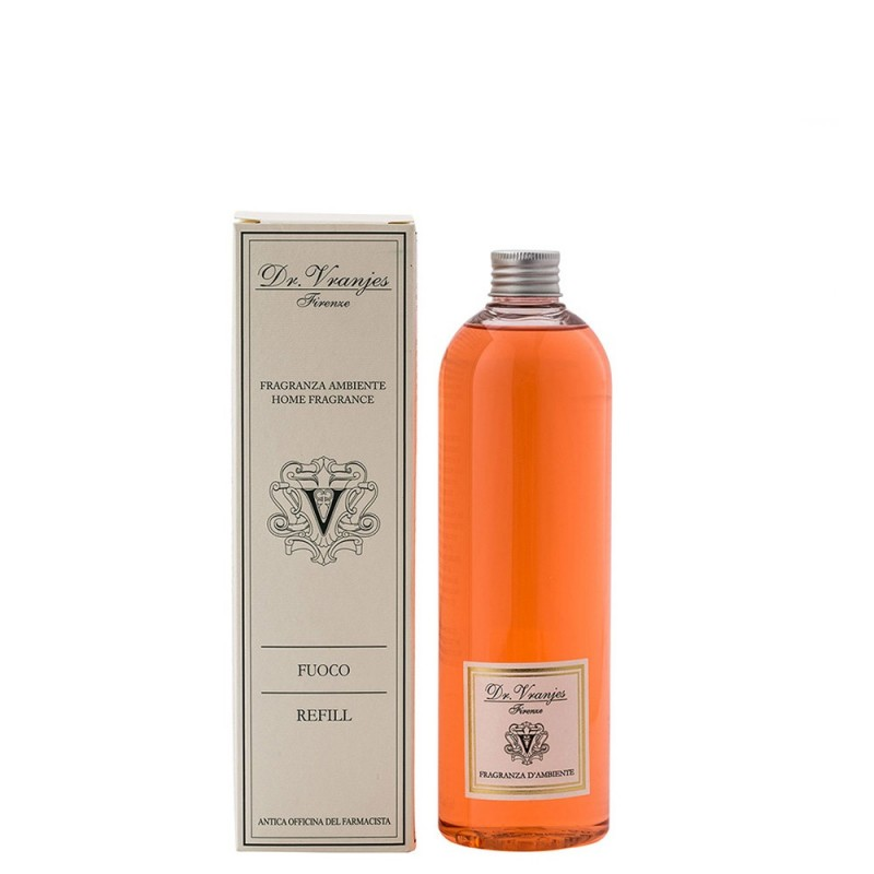 Dr Vranjes ricarica fragranza Fuoco 500ml - DVRJ-R-FUOCO-500