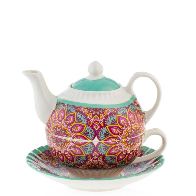 Emò Italia tea for one KALEIDOS - KA-04