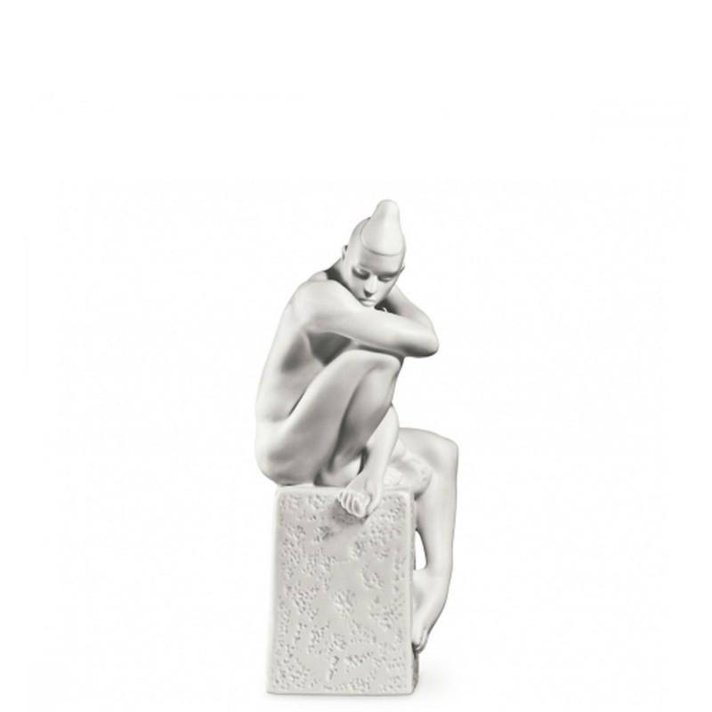 Royal Copenhagen segno Vergine Uomo bianco - 1017322