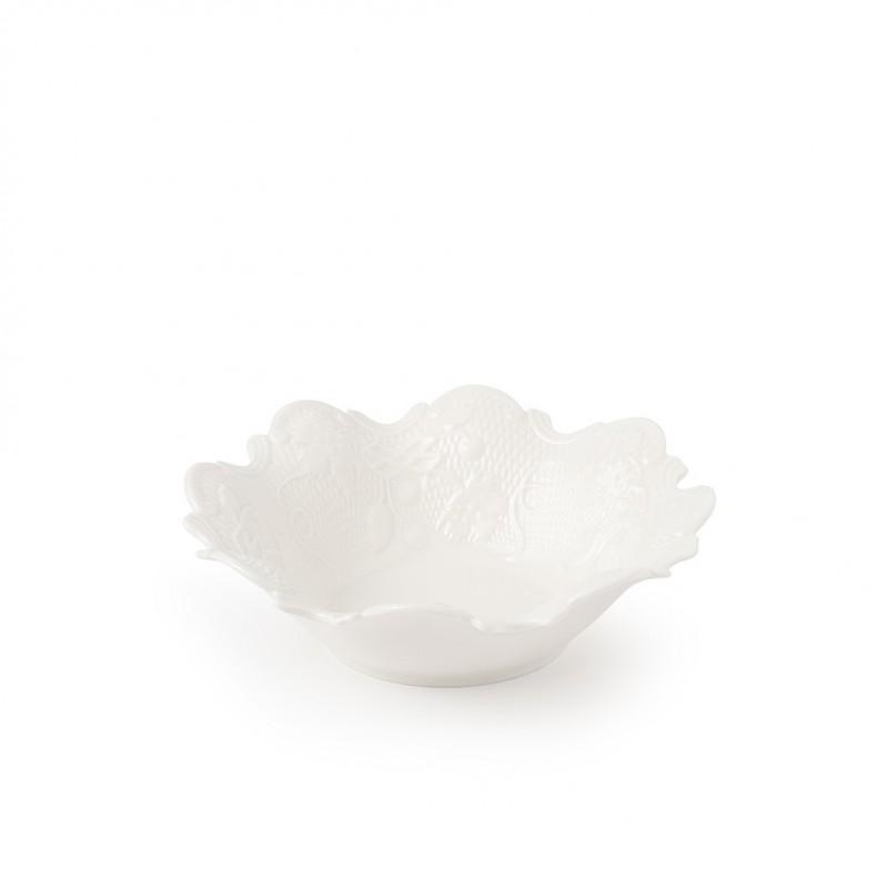 Hervit ciotola porcellana bianca cod. 27311