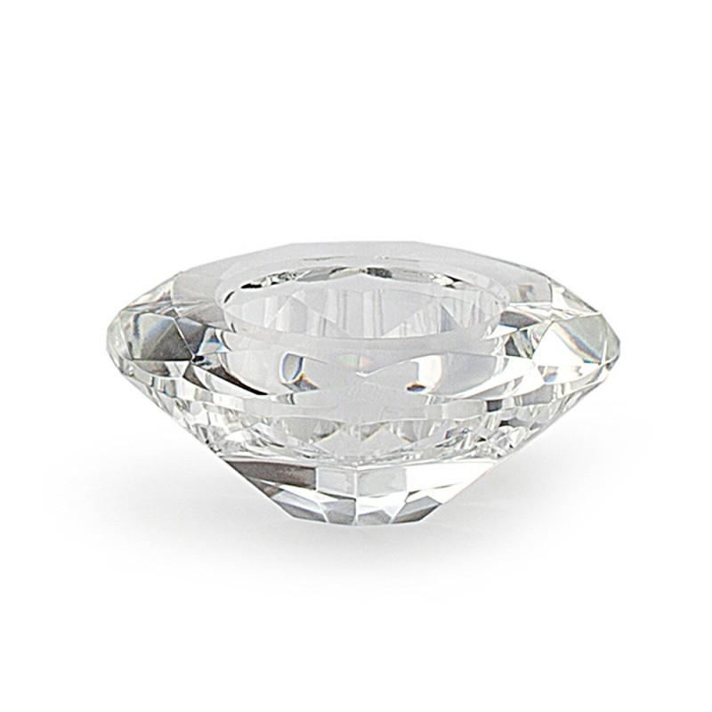 Hervit portatealite cristallo trasparente - 27281