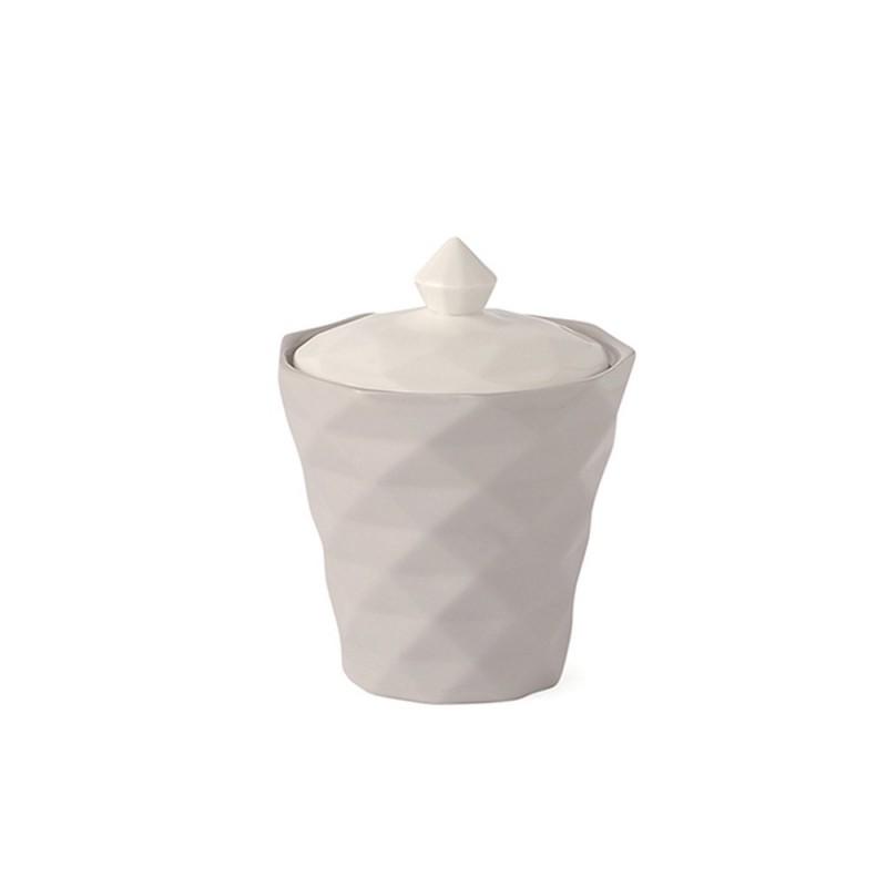 Hervit contenitore porcellana grigio - 27470