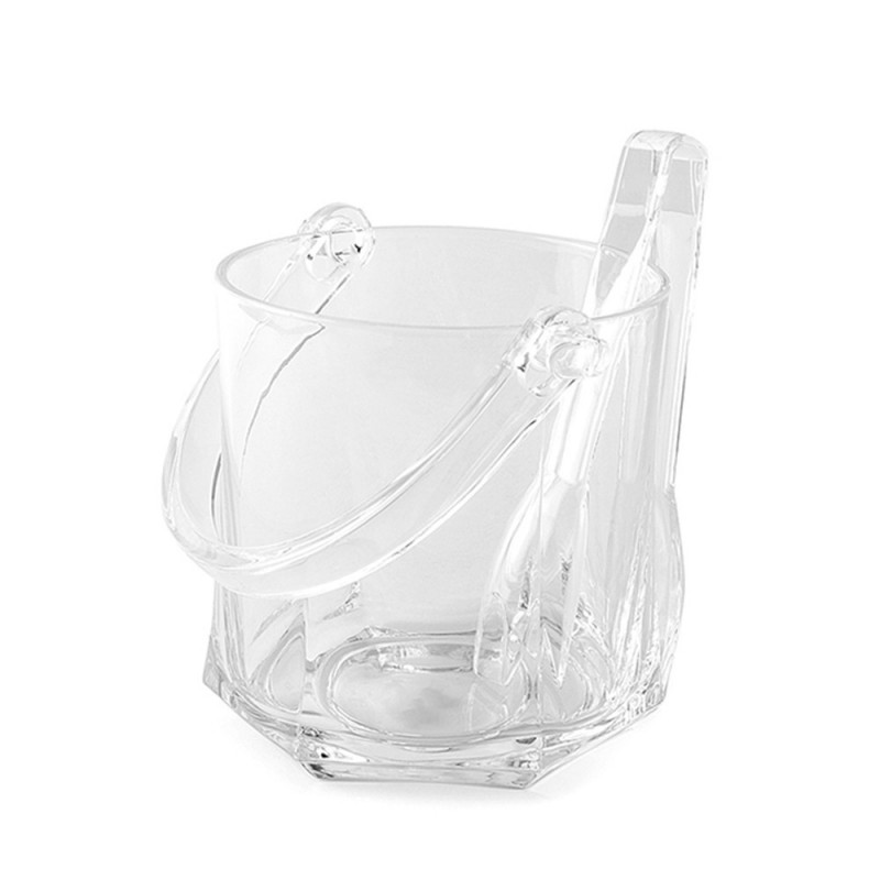 Hervit set secchiello ghiaccio acrilico - 27078