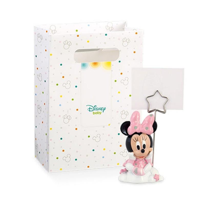 Disney Cupido segnaposto Minnie rosa - 69509M