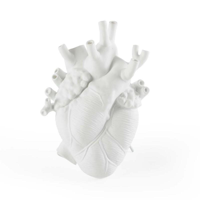 Seletti vaso cuore in...