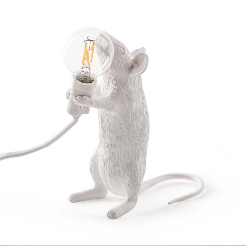 Seletti lampada in resina...