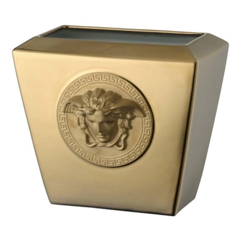Versace Medusa Gold vaso 18cm