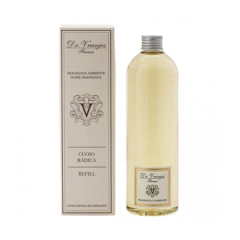 Dr Vranjes - ricarica fragranza cuoio radica 500 ml