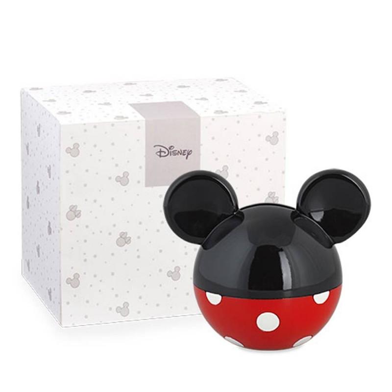 Cupido Disney - salvadanaio rosso nero