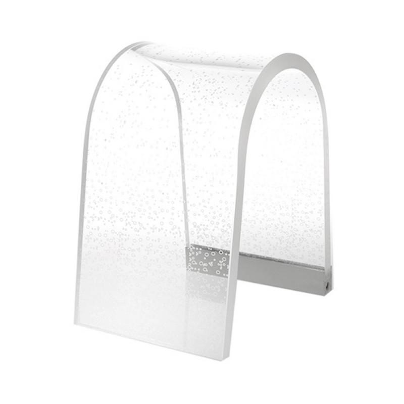 Vesta - lampada Arc bubbles piccola