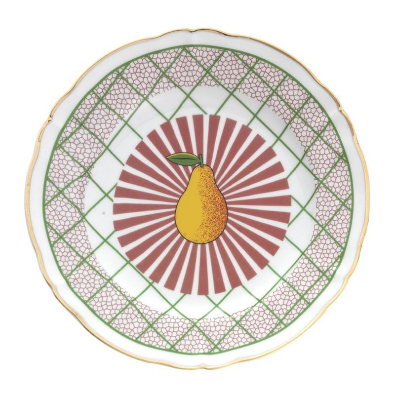Bitossi Home - piatto bel paese pera