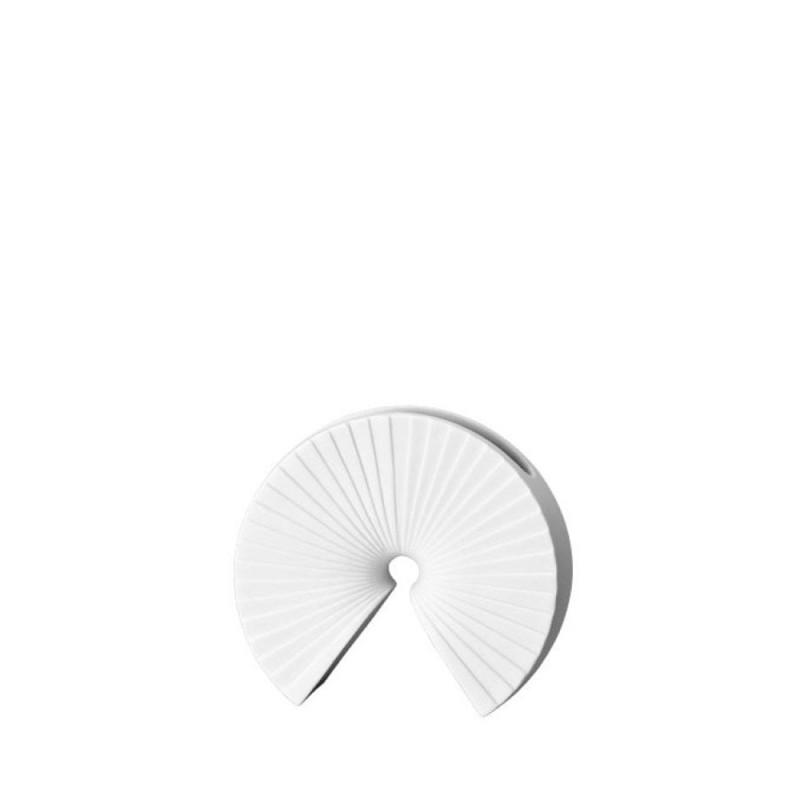 Rosenthal - Vaso Arcus bianco 8cm