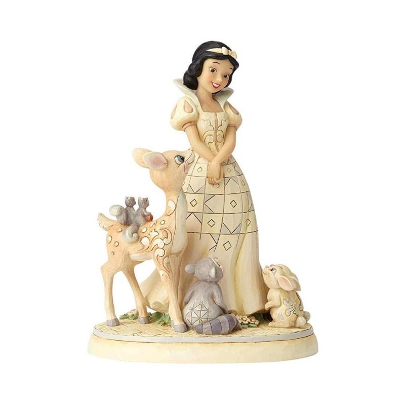 Enesco Disney traditions - Biancaneve con abito bianco
