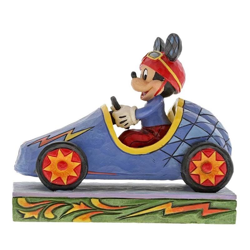 Disney Traditions - Topolino in auto
