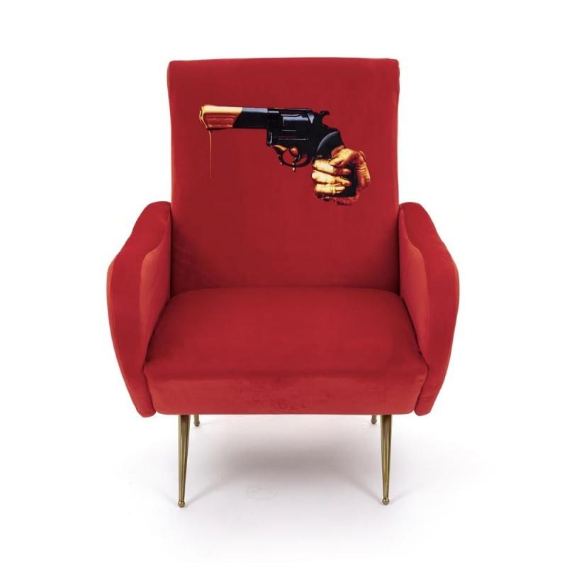Seletti poltrona Revolver...