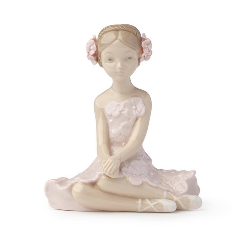 Hervit ballerina seduta in...