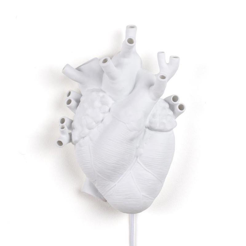 Seletti lampada Heart Lamp...