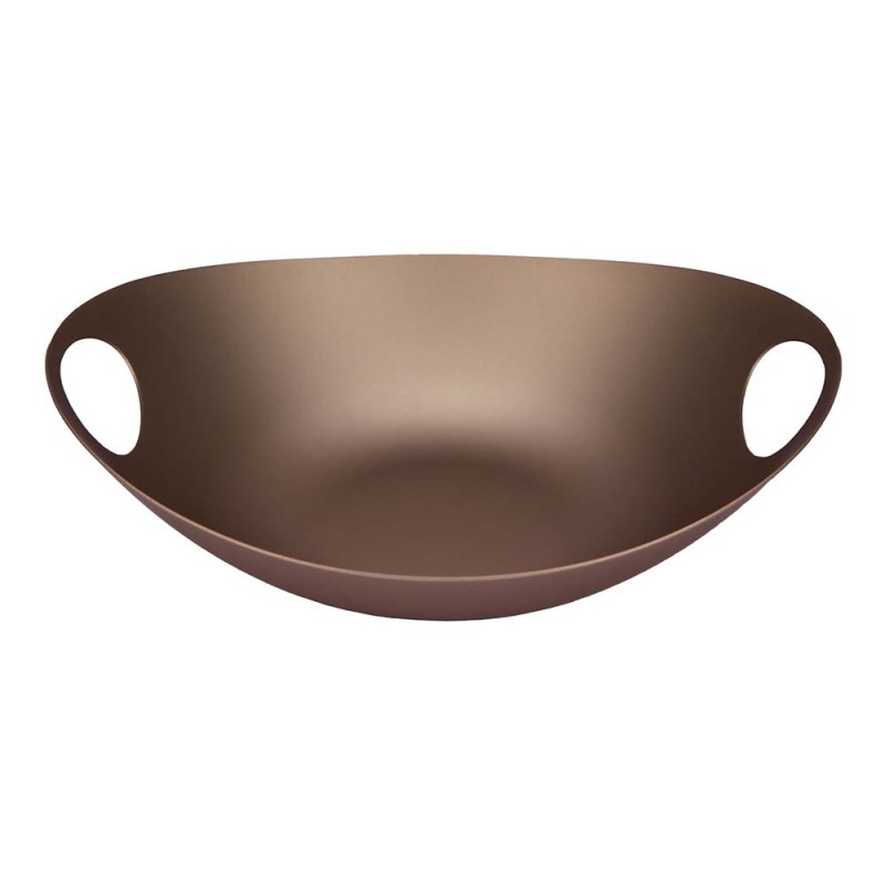 Mepra vassoio fondo linea bronzo Atmosfera