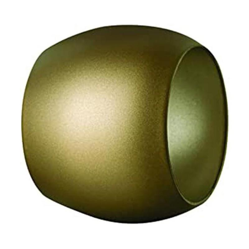 Mepra allacciatovaglioli Plutone Atmosfera oro Ø 6 cm