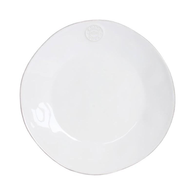 Piatto piano Nova White 33cm