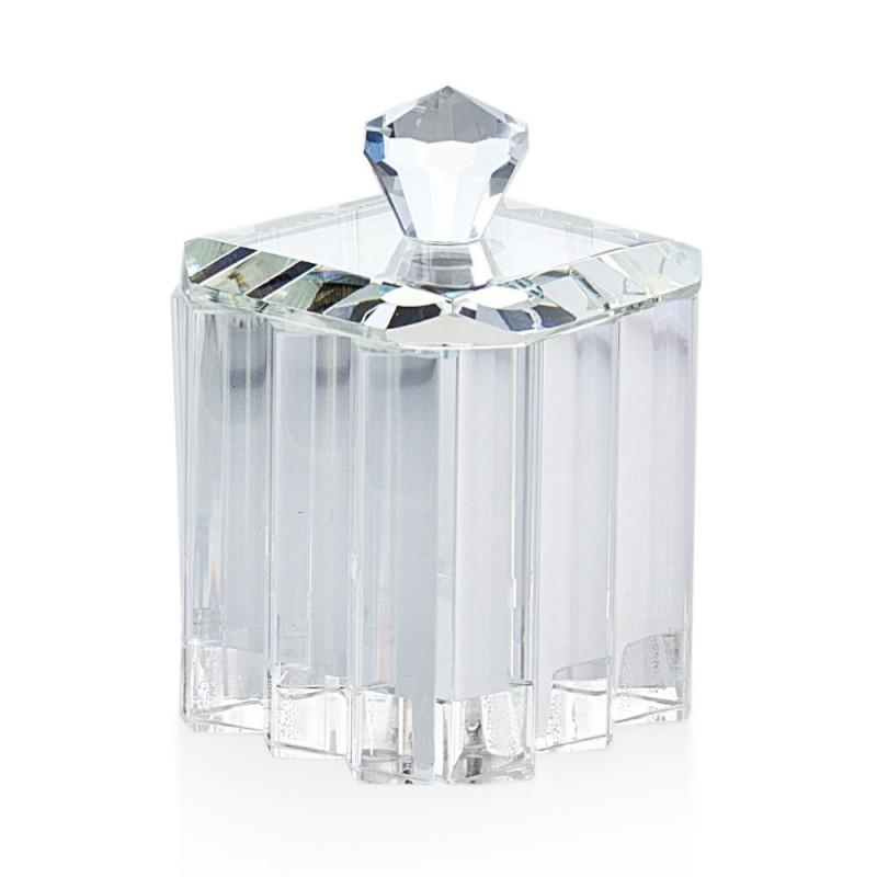 Scatola in cristallo base...