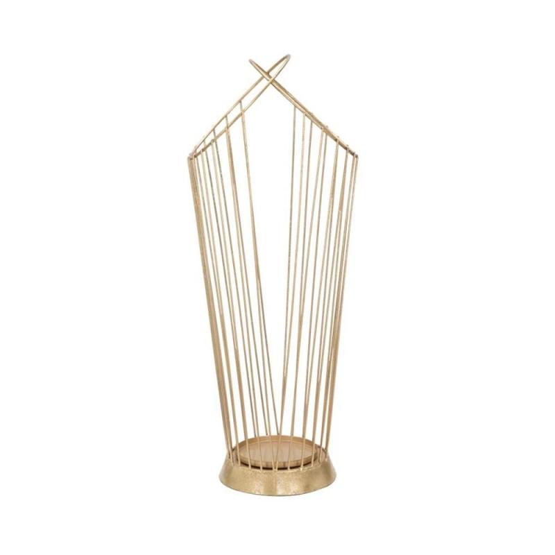 Portaombrelli oro Glam Stick